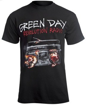 koszulka GREEN DAY - REVOLUTION RADIO