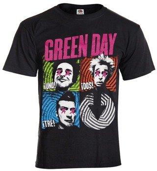 koszulka GREEN DAY - UNO..DOS...TREE!