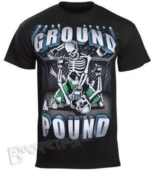 koszulka GROUND AND POUND