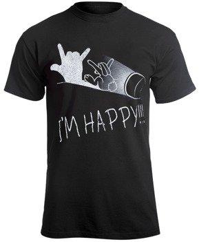 koszulka I'M HAPPY!!!