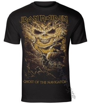koszulka IRON MAIDEN - GHOST OF THE NAVIGATOR