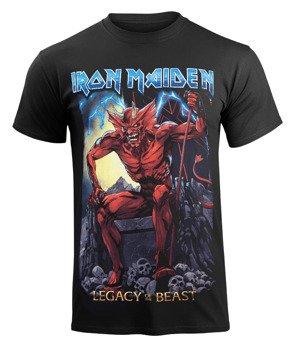koszulka IRON MAIDEN - LEGACY OF THE BEAST 2 DEVIL
