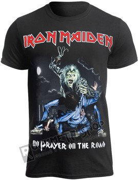 koszulka IRON MAIDEN - NO PRAYER ON THE ROAD
