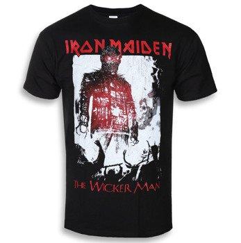 koszulka IRON MAIDEN - THE WICKER MAN SMOKE