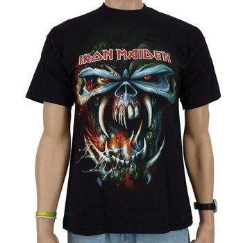 koszulka IRON MAIDEN - WHAT BIG TEETH EURO TOUR