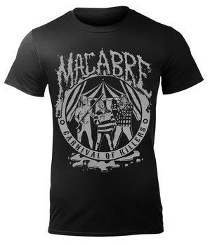 koszulka MACABRE - CARNIVAL OF KILLERS BAND