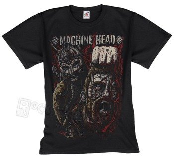 koszulka MACHINE HEAD - GOLIATH RED