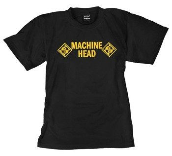 koszulka MACHINE HEAD - LOGO SIGNS