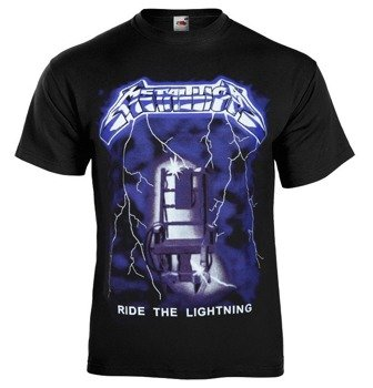 koszulka METALLICA - RIDE THE LIGHTNING