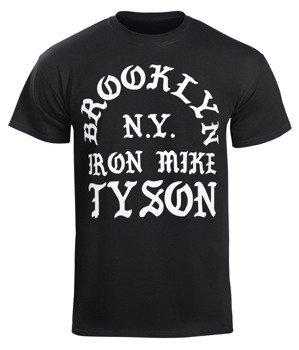koszulka MIKE TYSON - OLD ENGLISH TEXT