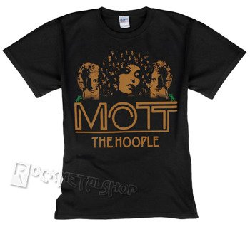 koszulka MOTT THE HOOPLE - GOLD LOGO