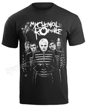 koszulka MY CHEMICAL ROMANCE - THE BLACK PARADE
