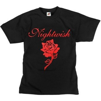 koszulka NIGHTWISH - RED ROSE