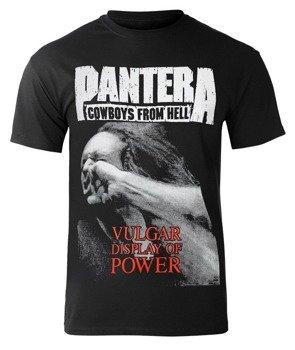 koszulka PANTERA - VULGAR DISPLAY OF POWER