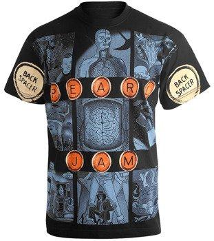20af34e1b6d956 koszulka PEARL JAM - BACKSPACER allprint