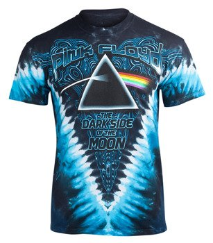 koszulka PINK FLOYD - DARK SIDE OF THE MOON, barwiona