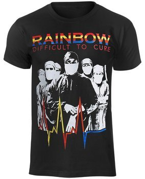 koszulka RAINBOW - DIFFICULT TO CURE