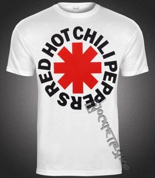koszulka RED HOT CHILI PEPPERS - ASTERISK LOGO
