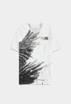 koszulka RESIDENT EVIL - VILLAGE WINGS biała