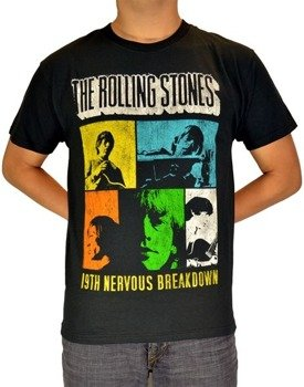 koszulka ROLLING STONES - 19TH NERVOUS BREAKDOWN