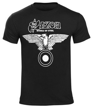koszulka  SAXON - WHEELS OF STEEL