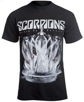 koszulka  SCORPIONS - RETURN TO FOREVER