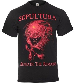 koszulka SEPULTURA - BENEATH THE REMAINS