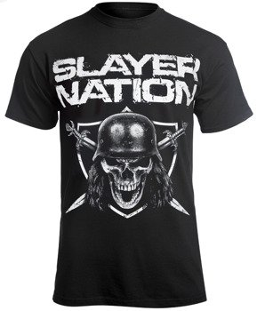 koszulka SLAYER - NATION 2014
