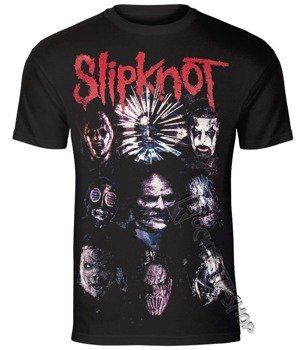 koszulka SLIPKNOT - PREPARE FOR HELL 2014-15 TOUR