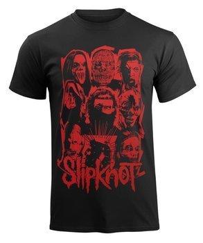 koszulka SLIPKNOT - WANYK RED PATCH