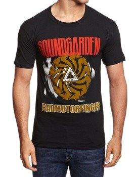 koszulka SOUNDGARDEN - BADMOTORFINGER BLACK