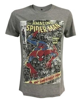 koszulka SPIDER-MAN - THE AMAZING SPIDERMAN