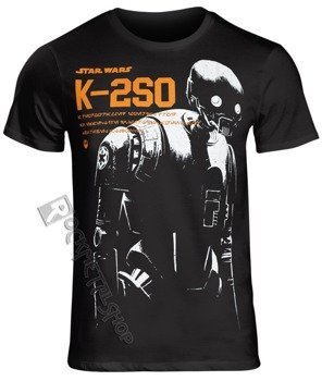 koszulka STAR WARS - K-2SO
