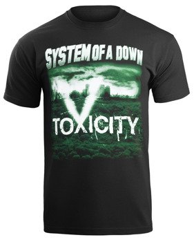 koszulka SYSTEM OF A DOWN - TOXICITY  F. 364