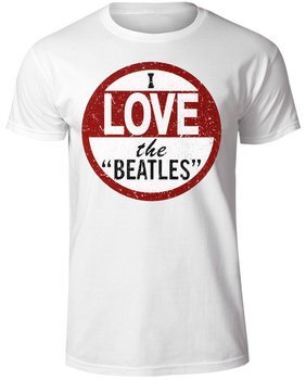 koszulka THE BEATLES - I LOVE THE BEATLES