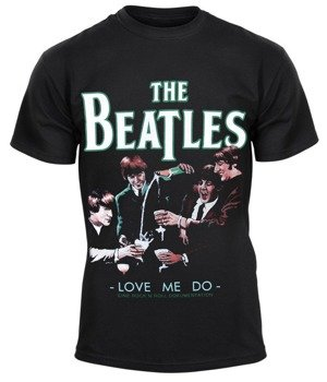 koszulka THE BEATLES -  LOVE ME DO
