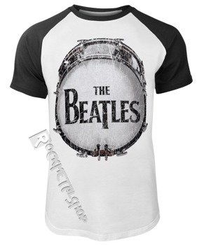 koszulka THE BEATLES - ORIGINAL VINTAGE DRUM raglan