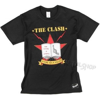 koszulka THE CLASH - KNOW YOUR RIGHTS
