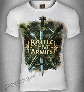 koszulka THE HOBBIT - BATTLE OF FIVE ARMIES