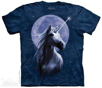 koszulka THE MOUNTAIN - STARLIGHT UNICORN, barwiona