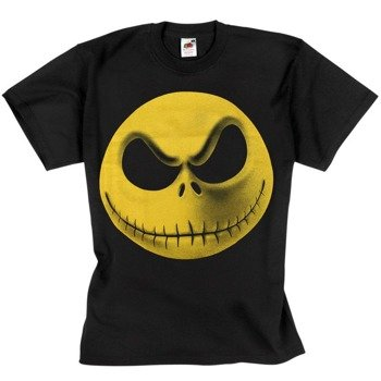 koszulka THE NIGHTMARE BEFORE CHRISTMAS - JACK YELLOW