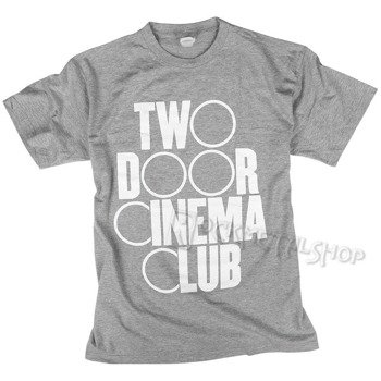 koszulka TWO DOOR CINEMA CLUB - LOGO
