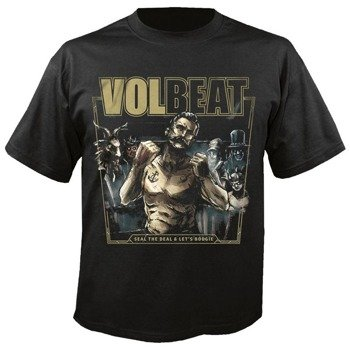 koszulka VOLBEAT - SEAL THE DEAL LETS BOOGIE