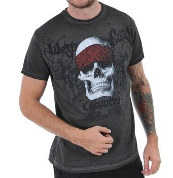 koszulka WEST COAST CHOPPERS - BANDANA SKULL