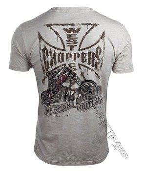 koszulka WEST COAST CHOPPERS - CHOPPER DOG vintage