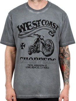 koszulka WEST COAST CHOPPERS - DIVIDE AND CONQUER