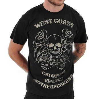 koszulka WEST COAST CHOPPERS - GENUINE MOFO'S