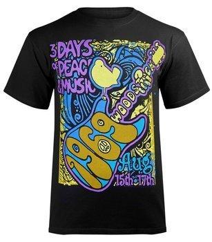 koszulka WOODSTOCK - PEACE AND MUSIC