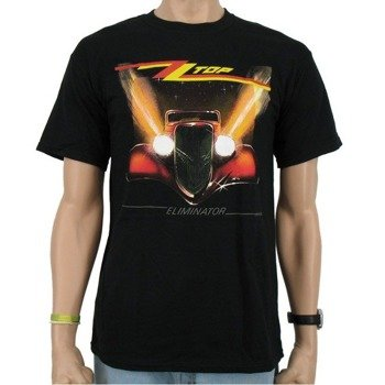 koszulka ZZ TOP - ELIMINATOR DISTRESSED