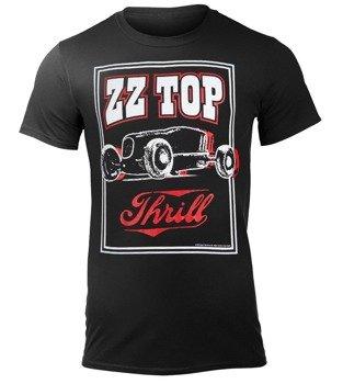 koszulka ZZ TOP - THRILL